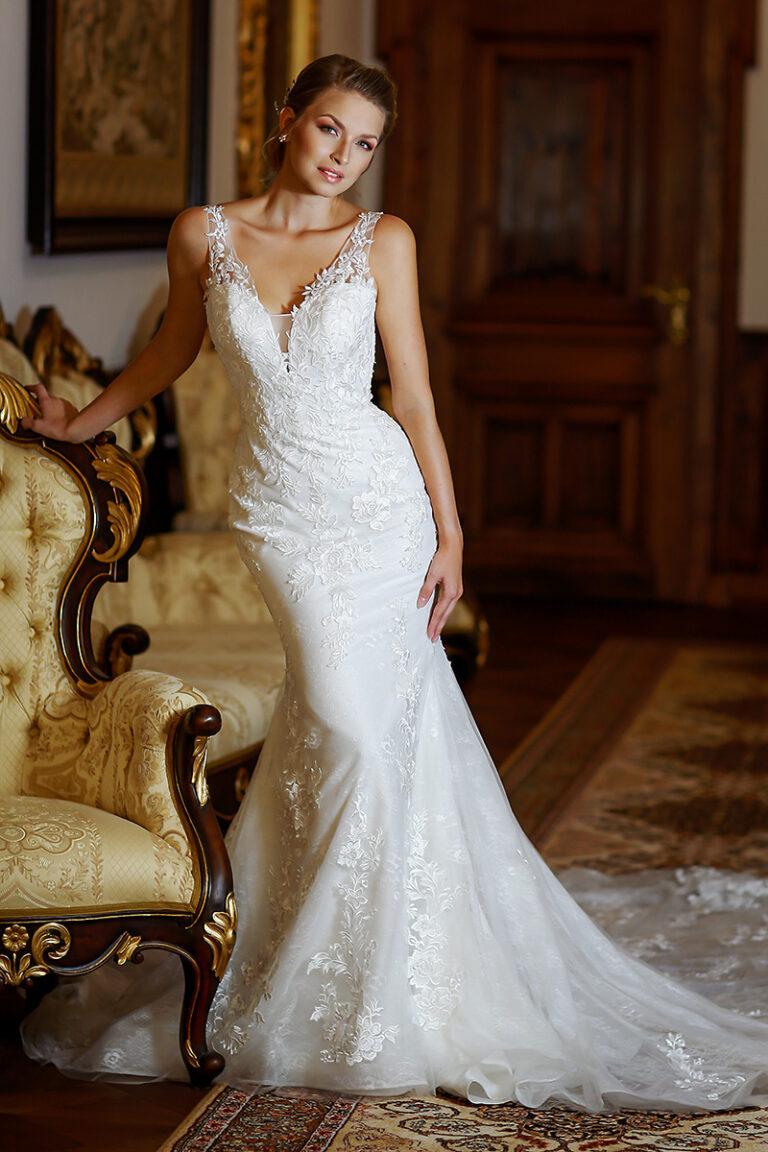 Svatební šaty Baco
