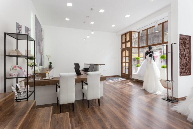 Svatební Studio Angels - Interiér i